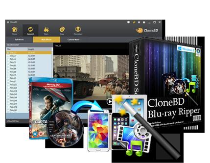Blu-ray Ripper -- CloneBD Blu-ray Ripper - The best Blu-ray