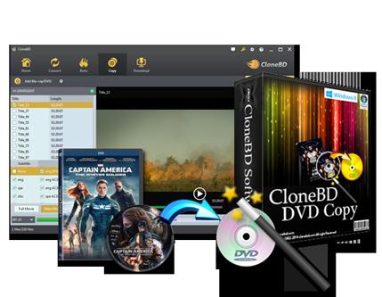 copy encrypted dvd